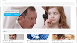 Dr. Fred Arrigg's Homepage Website